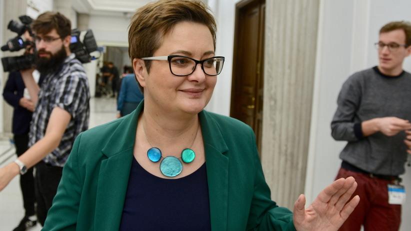 Polityka. Szefowa Nowoczesnej Katarzyna Lubnauer skomentowała rozłam w swojej partii