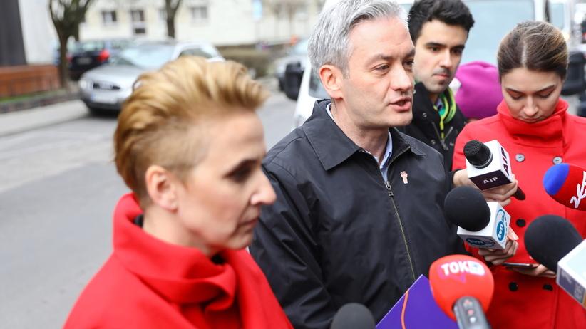 Biedroń i Scheuring-Wielgus żądają rezygnacji abp Gądeckiego
