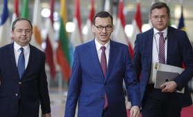 Morawiecki o brexicie: dzięki polskiemu stanowisku udało się uniknąć bardzo dużego problemu