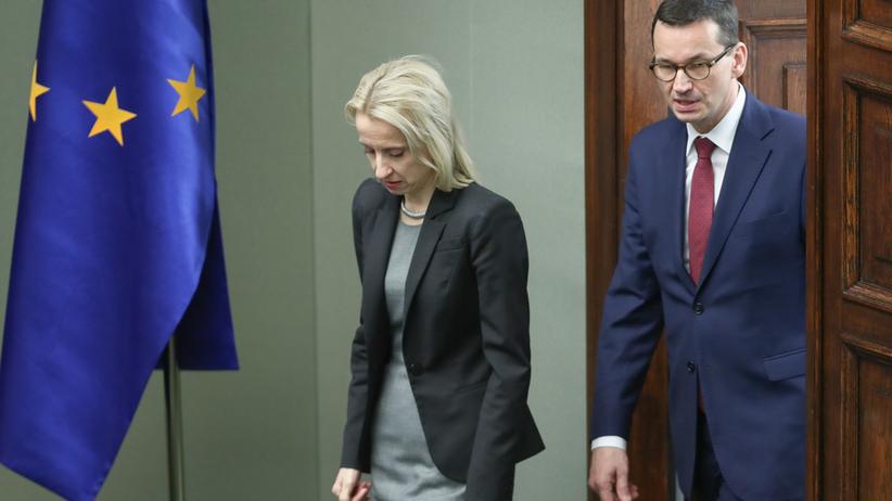 Minister finansów do dymisji? Może zrezygnować przez obietnice PiS