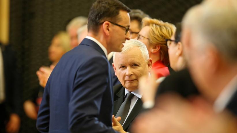 """Morawiecki przekonuje: Niemożliwe staje się rzeczywistością. """"Zachowaliśmy tę perłę przemysłu"""""""