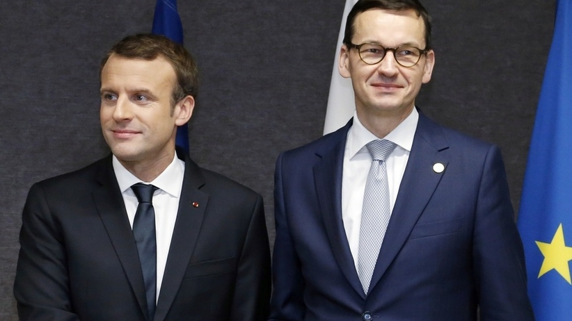 Rząd nie chce Macrona w Polsce? Są obawy, że wizyta może wymknąć się spod kontroli