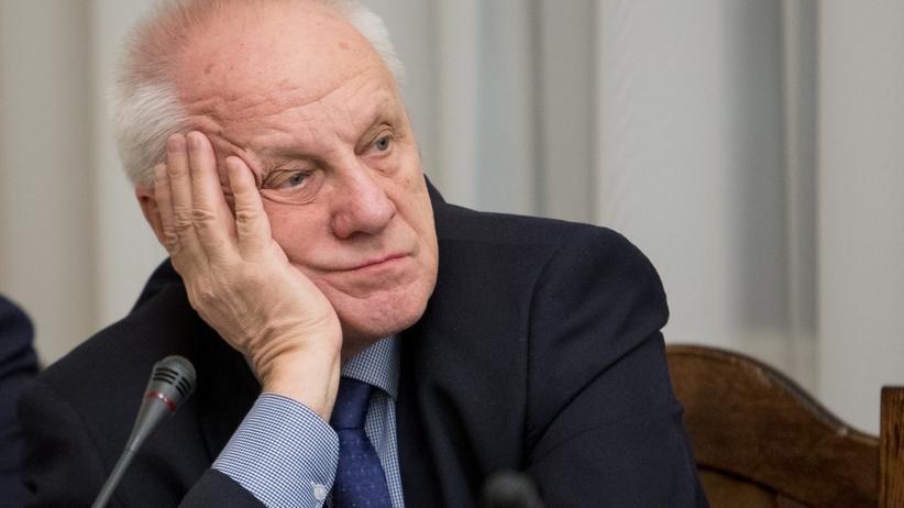 """""""Jurny Stefan""""? Niesiołowski: Powinienem tłumaczyć się przed żoną, a nie przed CBA"""