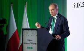 Lider PSL: syn Bartoszewskiego wystartuje z list KE do europarlamentu