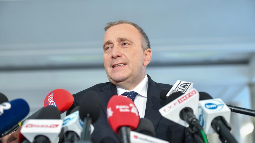 Schetyna przedstawia kandydatów PO do Parlamentu Europejskiego. Na listach m.in. Kopacz, Adamowicz i Ochojska