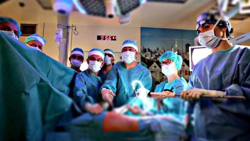 Polscy lekarze zoperowali kręgosłup 25-tygodniowego nienarodzonego dziecka