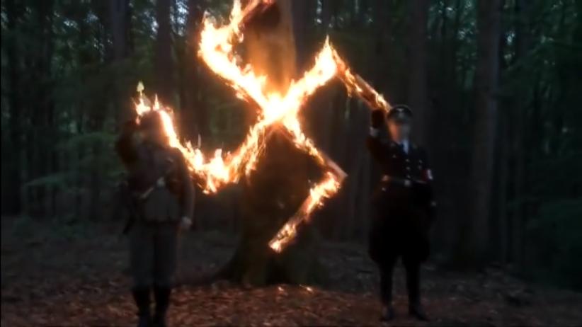 Polscy neonaziści. TVN odpowiada na zarzuty w sprawie materiału o neonazistach