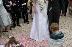 Ślub Mikołaja Reya z Patrycją Sobańską