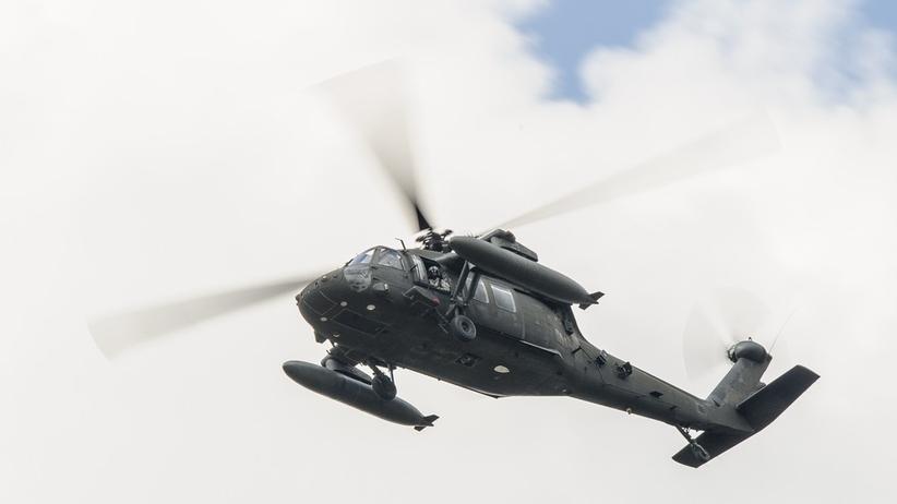 News Radia ZET: Polska chce kupić śmigłowce Black Hawk