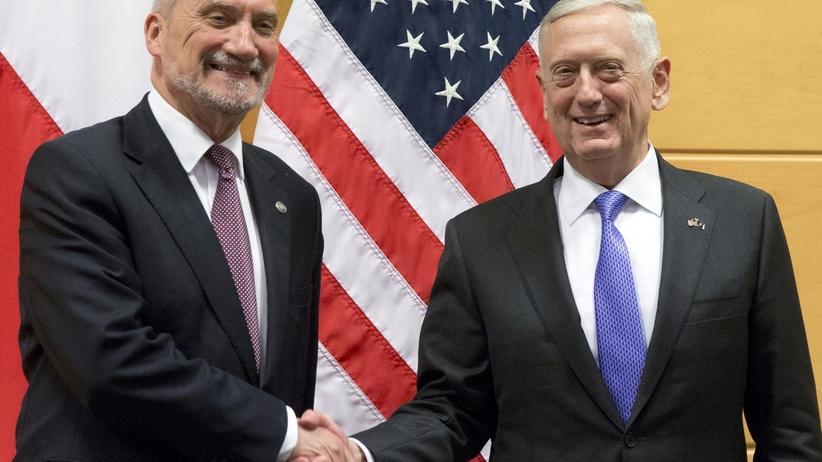 Polska i USA stworzą plan rozwoju obrony przeciwrakietowej i rakietowej
