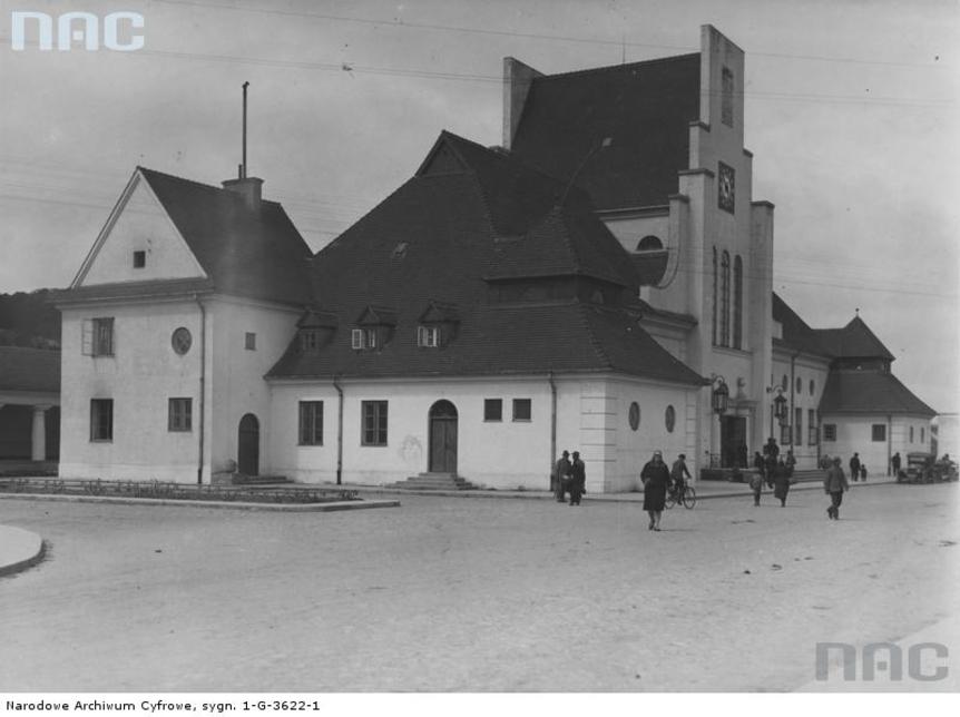 W jakim mieście powstała ta fotografia i jaki budynek przedstawia?