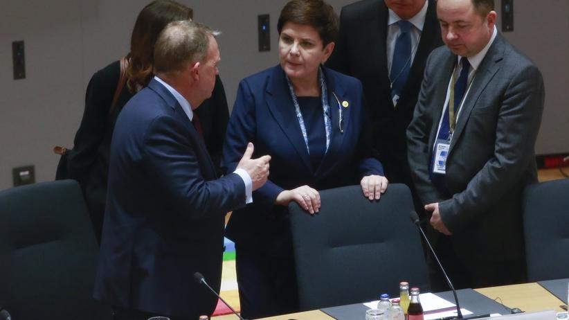 Polska nie zaakceptuje wniosków ze szczytu UE