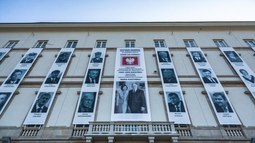 Pomnik Lecha Kaczyńskiego w Warszawie za 2,5 mln zł
