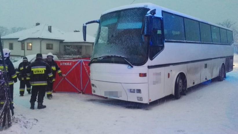 Autobus śmiertelnie potrącił 11-latka. Dramatyczne okoliczności tragedii
