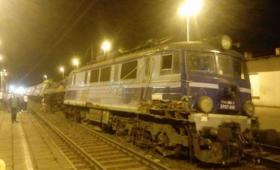 Zderzenie pociągów na Pomorzu. Kilkanaście osób lekko rannych