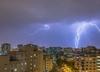 Ponad 26 tysięcy odbiorców bez prądu po gwałtownych burzach