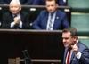Poseł Tarczyński o ojcu byłego premiera: komunistyczny bydlak!