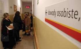 Poszukiwany listem gończym 42-latek przyszedł do urzędu odebrać dowód osobisty