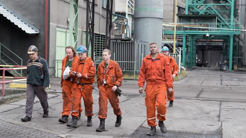 Pożar kopalni w Karwinie. Górnik uniknął śmierci