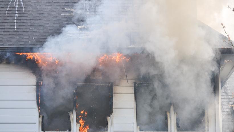 Pożar w Częstochowie. Zginęła 75-latka