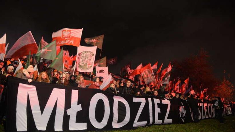 Członek rady Młodzieży Wszechpolskiej o wypowiedzi rzecznika: To jego prywatne poglądy