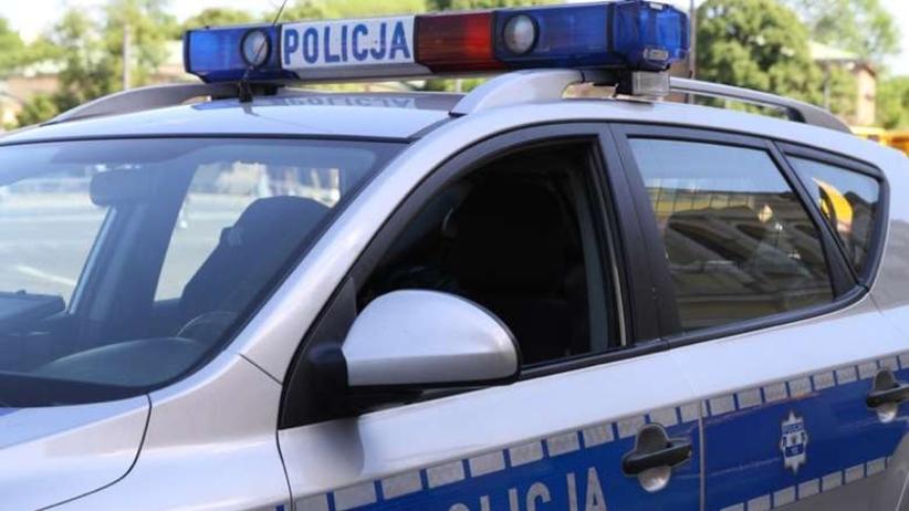 Policjanci z Poznania eskortowali rodzącą kobietę do szpitala