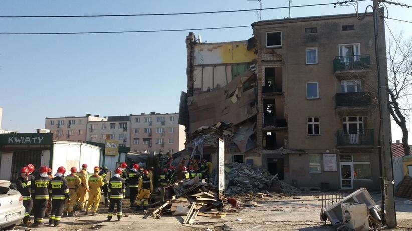 Przydzielono pierwszy lokal zastępczy dla poszkodowanej w katastrofie w Poznaniu