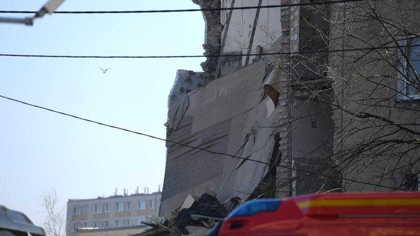 Mieszkańcy o wybuchu kamienicy w Poznaniu: ogromny huk i przeraźliwe krzyki ludzi: ratujcie!