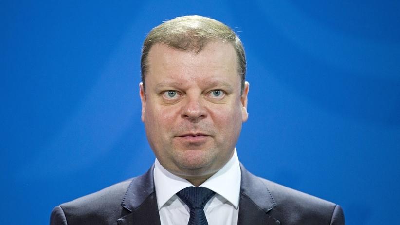 Szef litewskiego rządu jest z wykształcenia prawnikiem