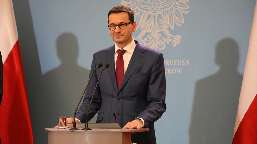 Morawiecki: przemoc pojawia się częściej w związkach nieformalnych