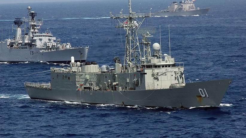 Premier Morawiecki miał zablokować zakup fregat z Australii