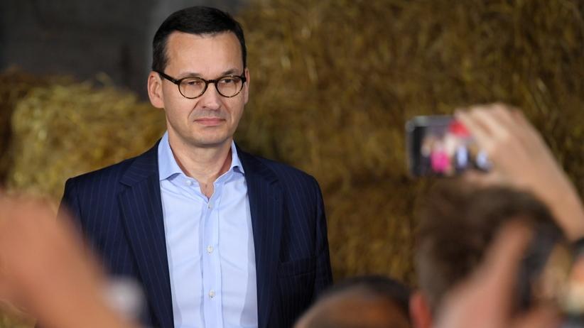 Premier Morawiecki zapowiedział nowy plan wsparcia dla rolników