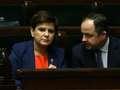Szydło: część ministrów musi poprawić swoją pracę. Ktoś do dymisji? Głosuj w SONDZIE