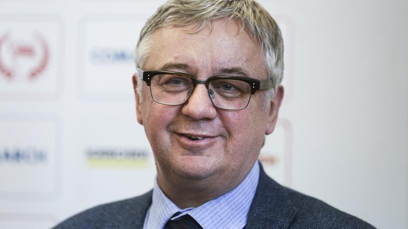 Prezes Comarch Janusz Filipiak o zarobkach i polskim rynku pracy