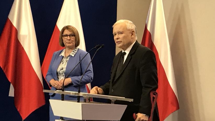 Prezes PiS Jarosław Kaczyński o kandydatach w wyborach samorządowych