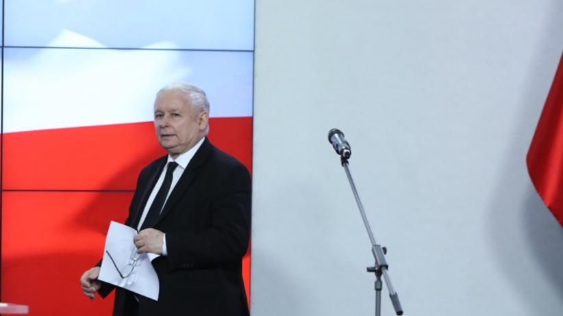 Jarosław Kaczyński szpital