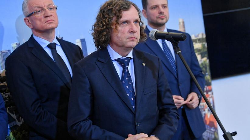 """Prezydenci czterech miast apelują ws. TVP. """"Media publiczne nas bojkotowały, przekręcały nasze wypowiedzi"""""""