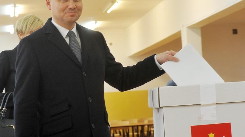 Prezydent Andrzej Duda krytycznie o nowej ordynacji wyborczej