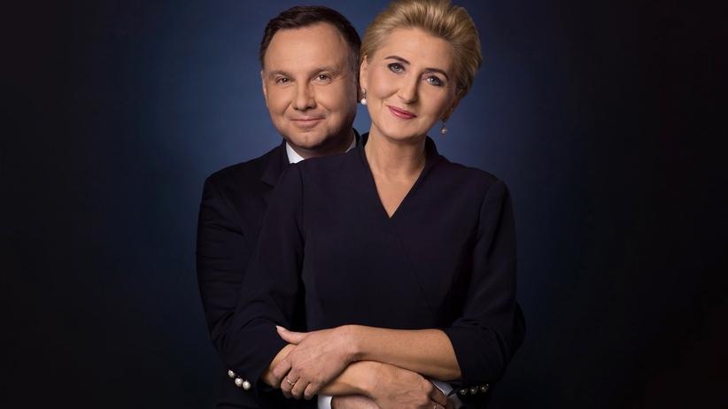 Andrzej Duda złożył życzenia z okazji Walentynek. Opublikował też zdjęcie