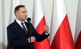 Andrzej Duda o aborcji eugenicznej: jest nie do przyjęcia, że w Polsce można te dzieci zabijać