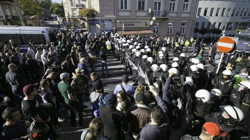 Prezydent Lublina o Marszu Równości: Miałem rację. Dzięki policji nie doszło do dramatu