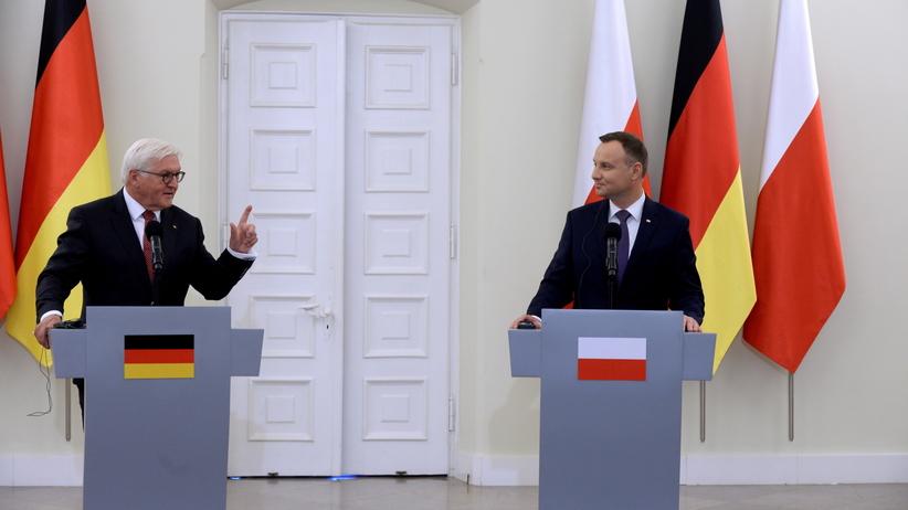 Prezydent Niemiec z pierwszą oficjalną wizytą w Polsce