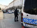 Wniosek o areszt dla 36-latka, który próbował wtargnąć do Pałacu Prezydenckiego