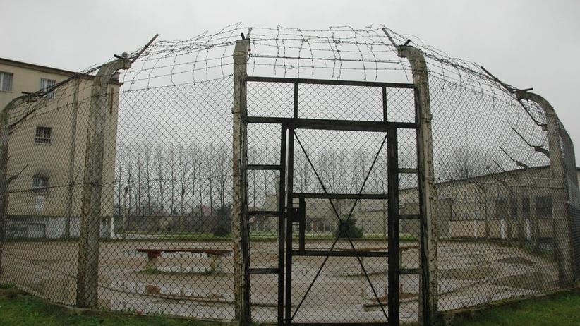 Do próby zabójstwa doszło w Zakładzie Karnym w Nowogardzie