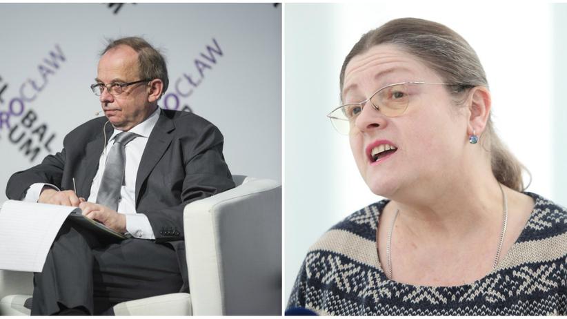 Prof. Sadurski skomentował słowa o ojkofobii. Odpowiedziała Krystyna Pawłowicz. I się zaczęło...