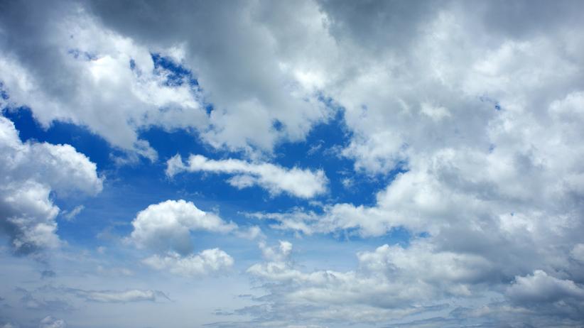 Prognoza pogody na piątek. Zachmurzenie i przelotne deszcze