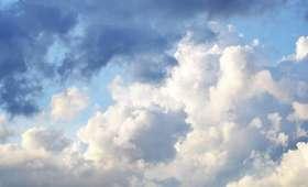 Trochę chmur, wiatru, a w niektórych miejscach ponad 10 stopni! Pogoda w środę