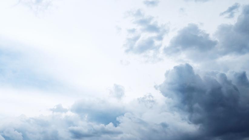 Pogoda na sobotę. Chmury i deszcze nad Polską
