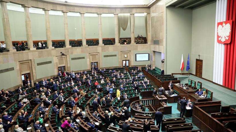 Projekt antyszczepionkowców odrzucony przez Sejm