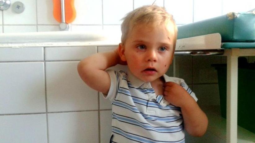 Policja prosi o pomoc w identyfikacji chłopca